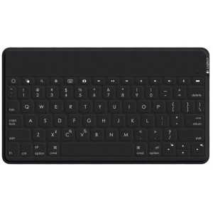 Logitech Keys-To-Go Ultra-Portable Integrated Bluetooth Keyboard for iPad