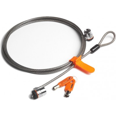 Kensington MicroSaver security cable locκ