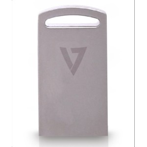 V7 VA3128GX-2N 128gb Nano Usb 3.1 Flash Drive Metal