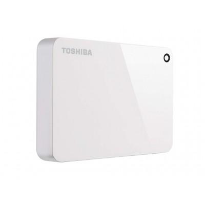 Toshiba Canvio Advance 2TB (White)