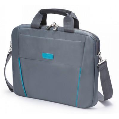"Dicota Slim Case Base 12-13.3"" Grey/Blue"