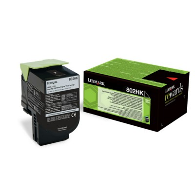 Lexmark Black 80C2HKE