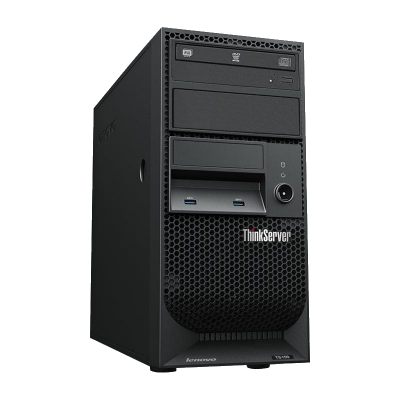 Lenovo ThinkServer TS150 70LV (E3-1225V5/8GB/1TB/no HDD)