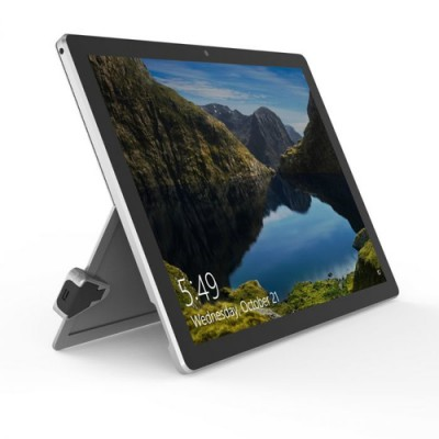 Compulocks Surface Lock Adapter with Key Cable Lock for Surface Pro & Surface GO