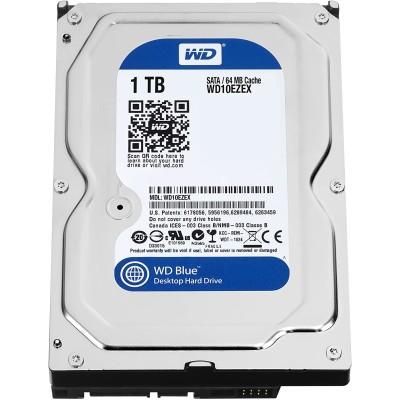 """Western Digital Blue 3.5"""" 1TB (7200rpm)"""
