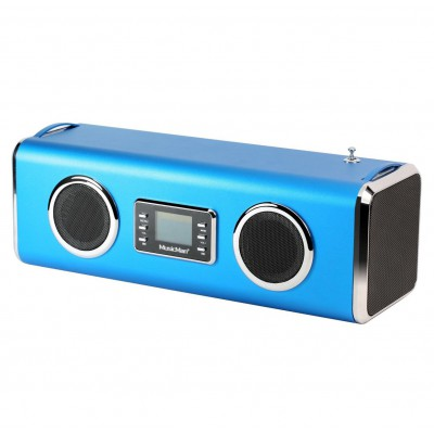 Technaxx MusicMan MA Soundstation Blue
