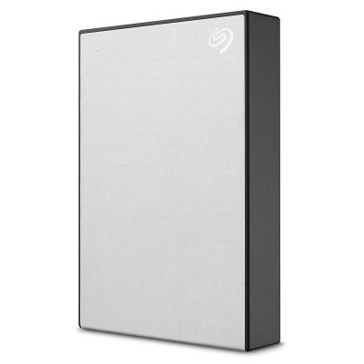 Seagate Backup Plus Portable 5TB Silver
