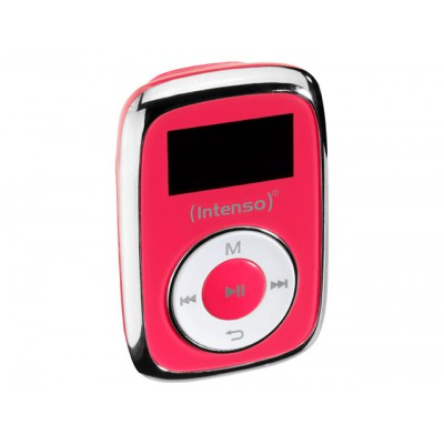 Intenso Music Mover (8GB) Pink