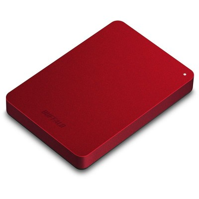 Buffalo MiniStation Safe 1TB USB 3.0, Red