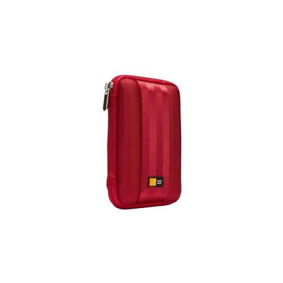 Case Logic Portable Hard Drive Case Red 2.5""