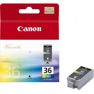 Canon CLI-36 Color Colour
