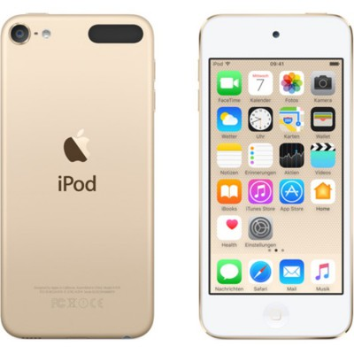 Apple iPod Touch 128GB 6th Generation Gold