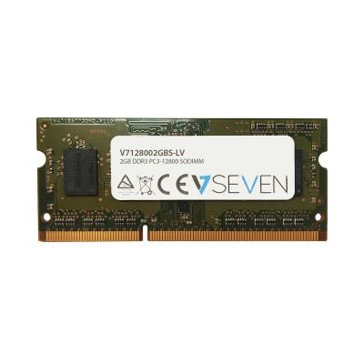 V7 2GB DDR3L-1600MHZ (V7128002GBS-LV)
