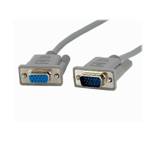 StarTech VGA Monitor Extension Cable - HD15 M/F 3m