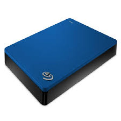 Seagate Backup Plus Portable Drive 4TB Blue