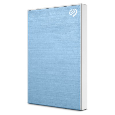 Seagate Backup Plus Portable Drive 4TB Light Blue (USB-A)