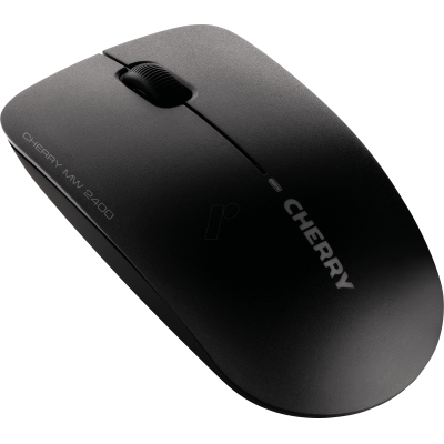 Cherry MW 2400 3 Button Wireless Optical Mouse
