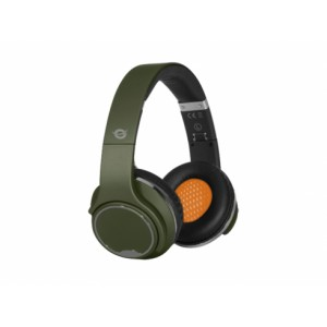 Conceptronic Wireless Bluetooth Headset Green