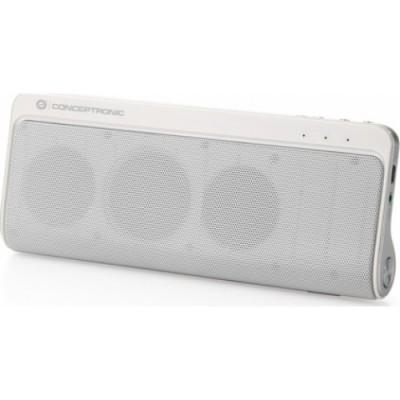 Conceptronic High Quality 2-Way Audio Wireless Speakerphone White