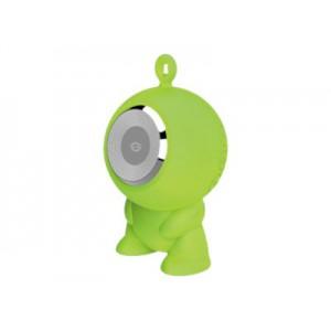 Conceptronic Wireless Bluetooth Waterproof Speaker (CSPKBTWPHF) Green