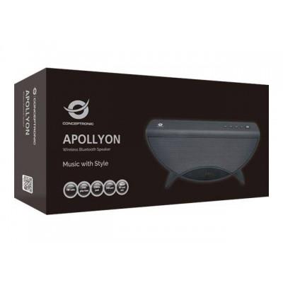 Conceptronic Apollyon 01G Wireless Bluetooth Grey
