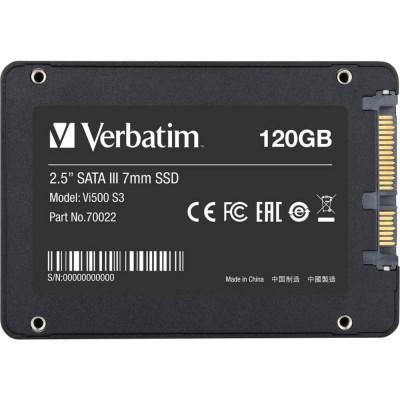 Verbatim VI500 3D Nand 120GB