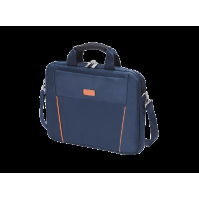 Dicota Slim Case Base 12 - 13.3' Blue/Orange