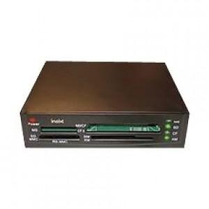 Dynamode High Speed USB 2.0 52-in-1 Card Reader - Internal (Black)