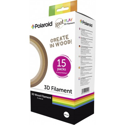 Polaroid Root Play 3D Pen Ανταλλακτικά 15τμχ