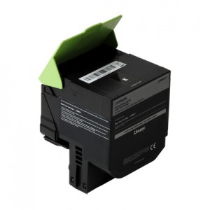 Lexmark 24B6011 Black High Yield Toner Cartridge