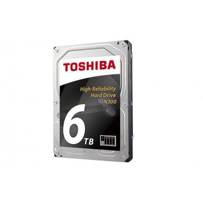 Toshiba N300 High-Reliability HD 6TB