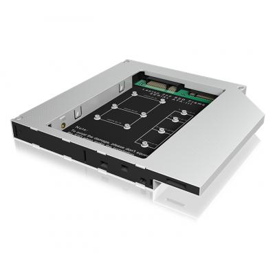 IcyBox Adapter SSD mSATA / M.2