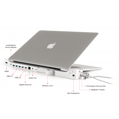 Landing Zone MacBook Pro Dock (LZ006E)