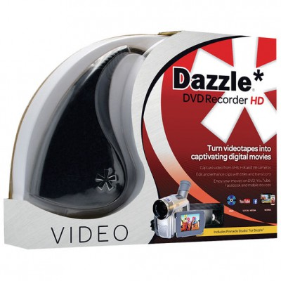 Corel Dazzle DVD Recorder HD, ML