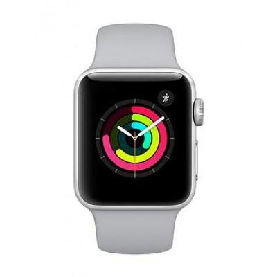 Apple Watch Series 3 GPS Silver Aluminium 38mm (Fog Sport Band)