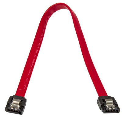 StarTech 12in Latching SATA Cable
