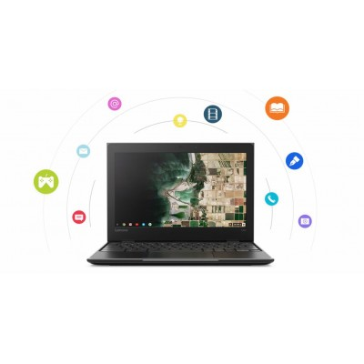 Lenovo 100e Chromebook (N3350/4GB/32GB eMMC/Chrome OS)