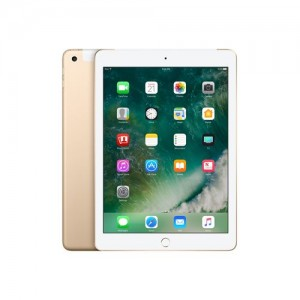 "Apple iPad 9.7"" WiFi and Cellular (128GB) Gold"