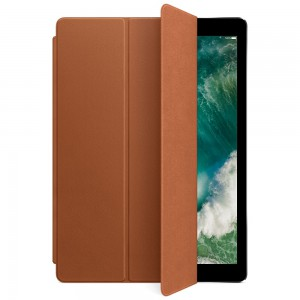 "Apple Leather Cover (iPad Pro 12.9"") Brown"