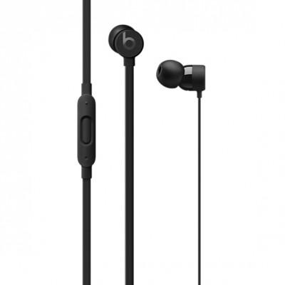 Apple urBeats3 Earphones with 3.5mm Plug Black