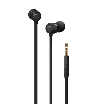 Apple urBeats3 Earphones with 3.5mm Plug - Black