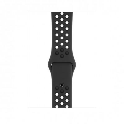 Apple 44mm Anthracite/Black Nike Sport Band S/M & M/L
