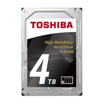 Toshiba N300 High-Reliability HD 4TB