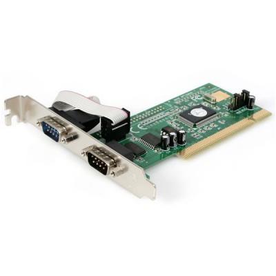 StarTech 2 PORT PCI SERIAL ADAPTER CARD