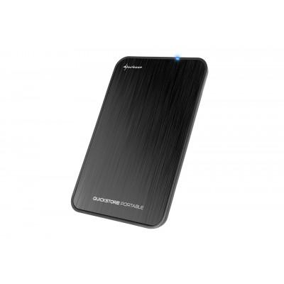 Sharkoon QuickStore Portable USB 3.1