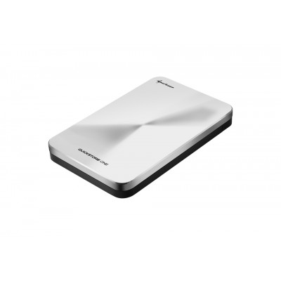 Sharkoon QuickStore One (Silver)