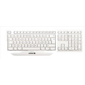 CHERRY Initial Apple Mac Keyboard White