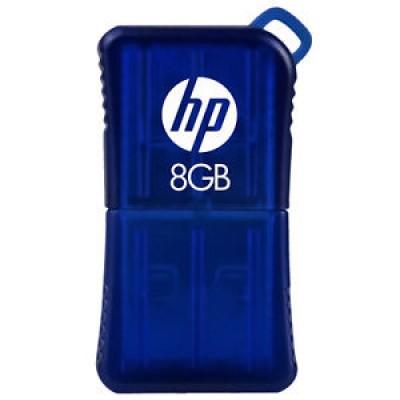 HP v165w 8GB  USB 2.0 Type-A Blue