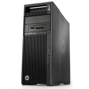 HP Workstation Z640 MT (E5-2630V3/16GB/256GB SSD/W7)