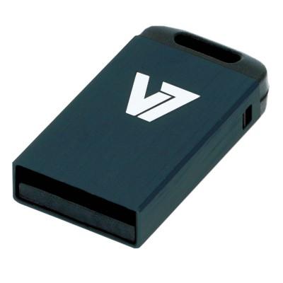 V7 Nano USB 2.0 Flash Drive 4GB